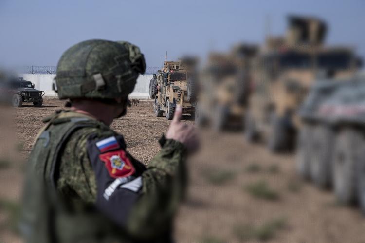 Сколько получают наши военные в Сирии