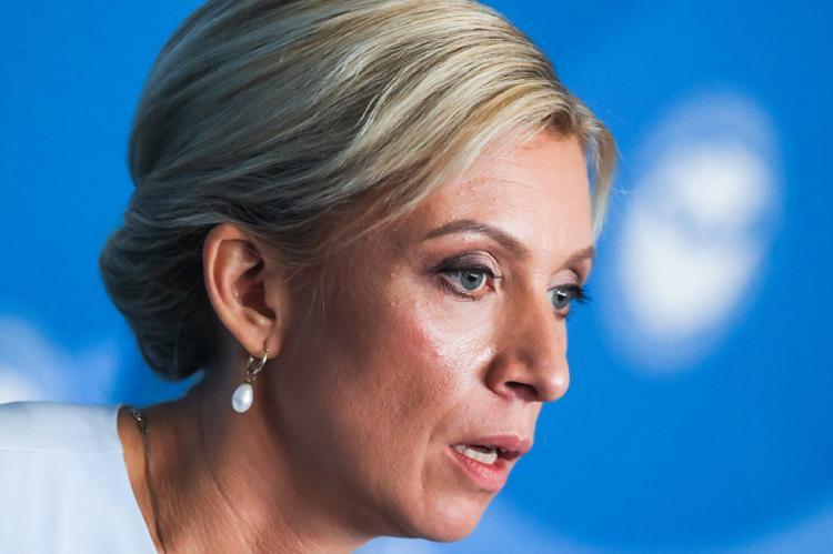 Мария Захарова жестко высказалась о претензиях Франции к Австралии