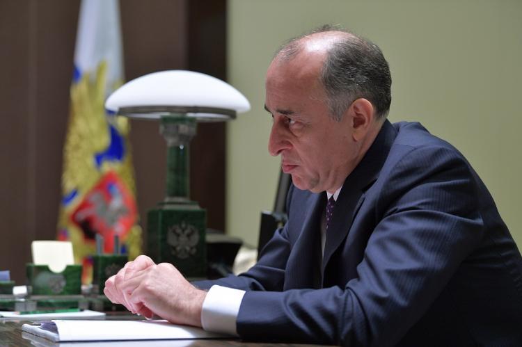 заместитель секретаря Совета безопасности Юрий Коков