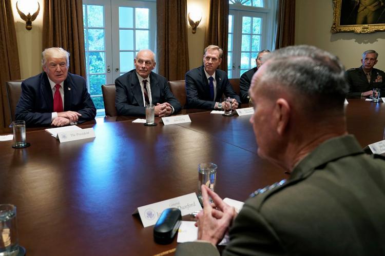 Белый дом обсуждал новые ядерные испытания