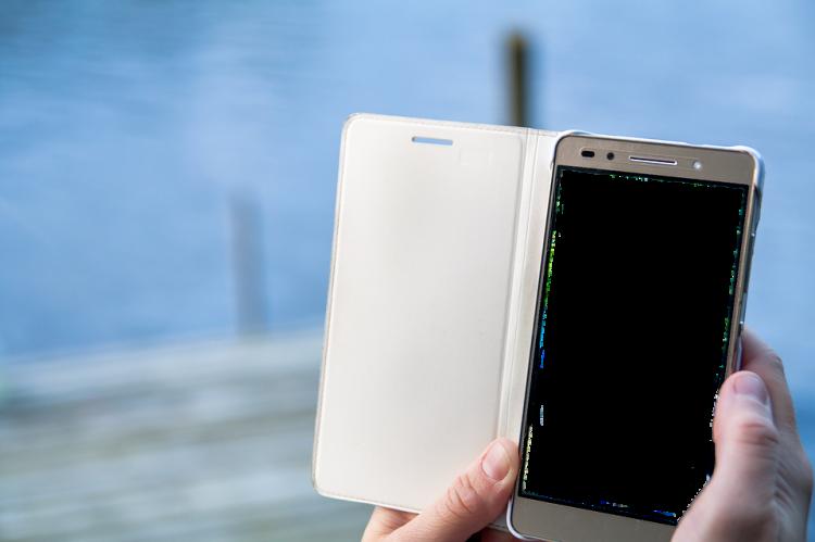 Huawei может выпустить смартфон с поддержкой блокчейн-приложений