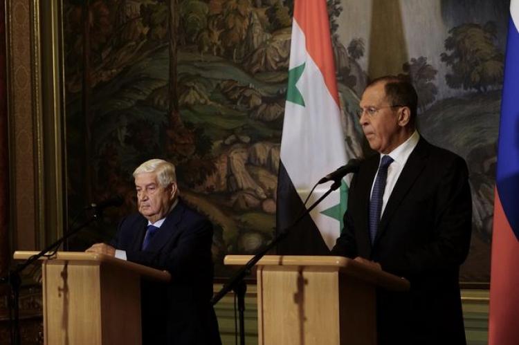 Россия не признает нелегитимные шаги США по Сирии — Лавров