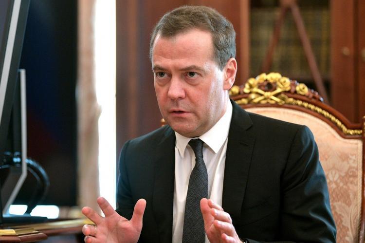 Медведев: решить спор по газу между Россией и Украиной можно только по «нулевому варианту»