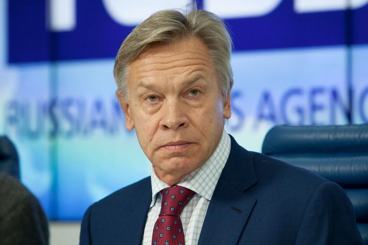 Пушков прокомментировал угрозы генсека Совета Европы в адрес России