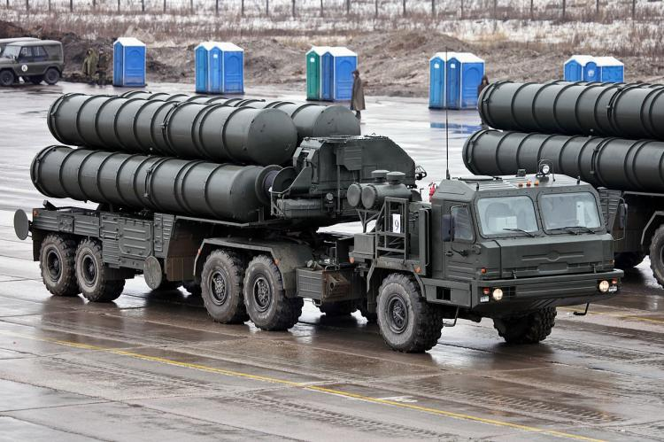 Россия приступила к производству С-400 для Турции