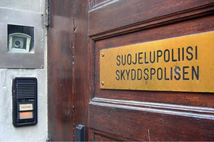Полиция безопасности Финляндии