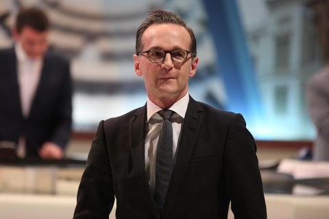 Глава МИД ФРГ рассказал об ожиданиях от встречи Путина с Трампом
