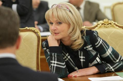 Голикова: число трудоспособных россиян ежегодно снижается