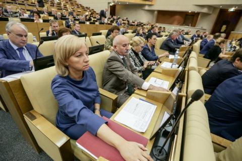 Какие законопроекты рассмотрит Госдума в весеннюю сессию