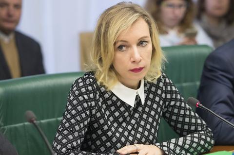 Захарова анонсировала зеркальный ответ РФ на санкции США