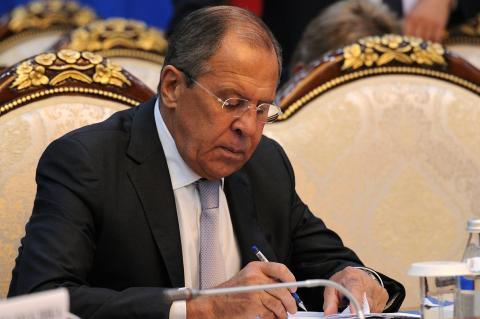 Глава МИД РФ назвал способ решения ядерного кризиса на Корейском полуострове