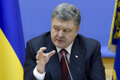Порошенко подписал закон о мотивации к военной службе
