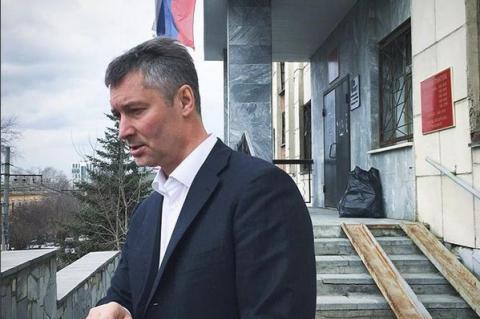 Мэр Екатеринбурга неожиданно подал в отставку