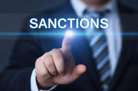 Украина ввела новые санкции в отношении России