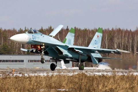 НАТО боится Су-27 - National Interest