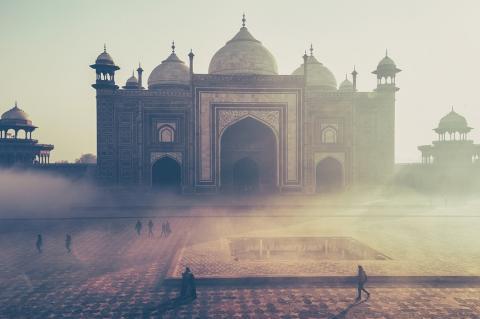В Индии предложили снести Тадж-Махал
