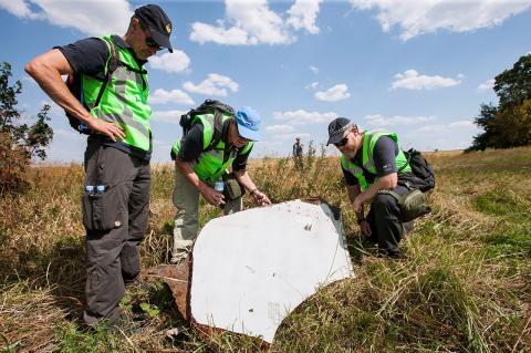 Нидерланды признали Украину невиновной в гибели малайзийского Boeing