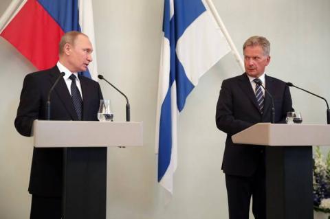 Maaseudun Tulevaisuus: Пекка Вильякайнен призвал финнов перестать бояться Россию