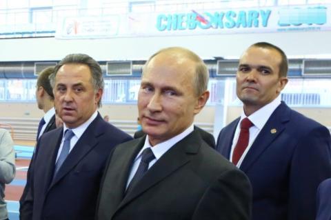 Путин снял с должности главу Чувашии