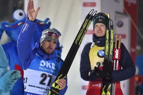 Норвежский биатлонист Бе раскритиковал Логинова после победы на ЧМ