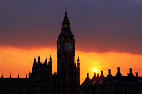 из-за изменения климата в Европе больше всего пострадает Британия