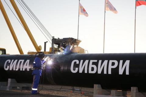 """Казахстан просит Россию проложить """"Силу Сибири-2"""" через свою территорию"""