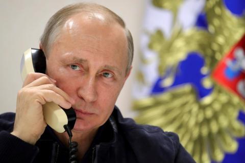 """Путин спросил Зеленского про Донбасс """"в лоб"""""""