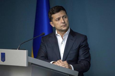 Зеленский предложил провести выборы в Крыму