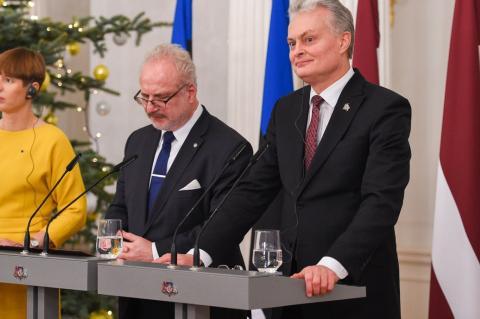 В Прибалтике грядет повышение налогов