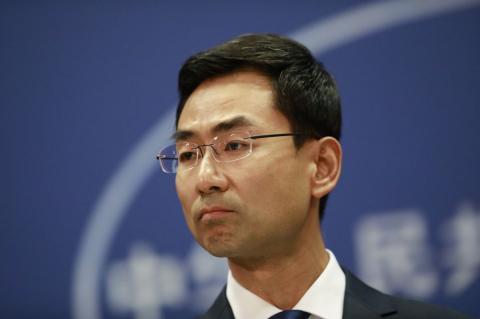 Китай призвал США не злоупотреблять военной силой на Ближнем Востоке