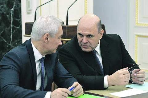 Белоусов разъяснил, в каком положении оказалась экономика России