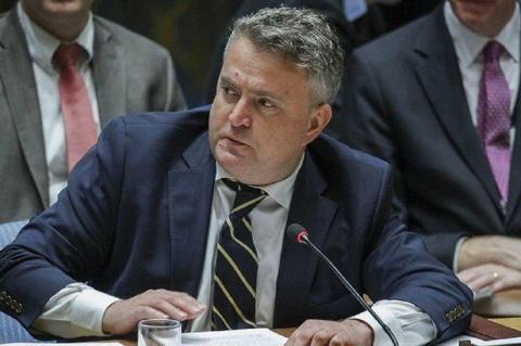 Украина заявила об опасности подготовленной Россией для ООН декларации по коронавирусу