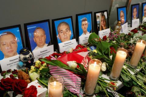 Иран и Украина согласуют выплаты семьям жертв крушения Boeing