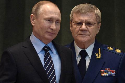 Путин предложил назначить нового генпрокурора России