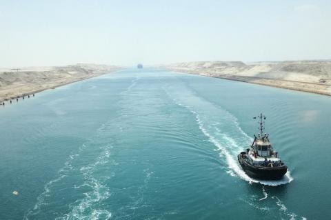 Администрация Суэцкого канала оценила ущерб от аварии в $1 млрд