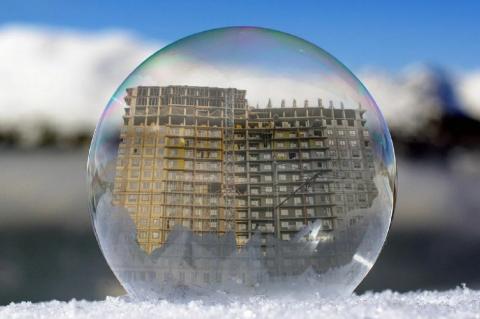 Российский ипотечный пузырь отличается от американского