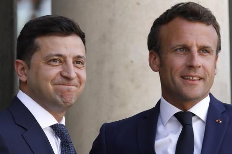 Украинский посол пожаловался на отказ лидеров Франции посещать Киев