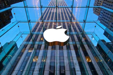 Apple стала первой американской компанией стоимостью выше 2 трлн. долларов