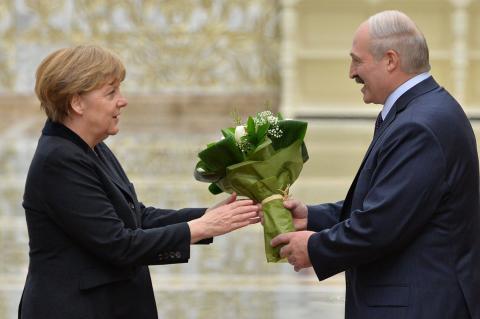 Берлин предложил Евросоюзу не вводить санкции против Лукашенко
