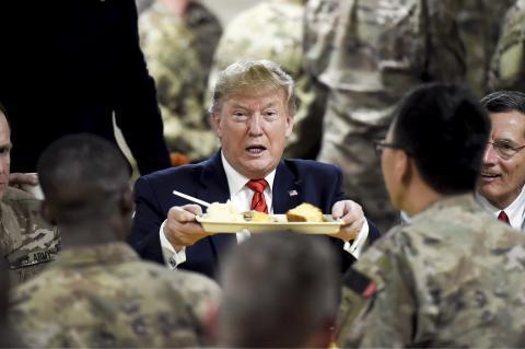 Трамп похвастался новыми американскими системами вооружений