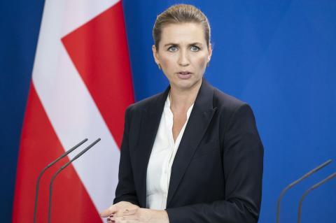 """Датский премьер поддерживает новое обсуждение судьбы """"Северного потока - 2"""""""