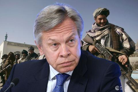 Алексей Пушков о ситуации в Афганистане