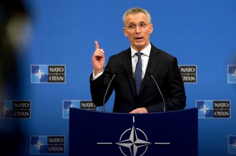 Генсек НАТО, Йенс Столтенберг