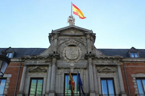 В Испании объяснили причину недопуска российских кораблей в порт Сеуты