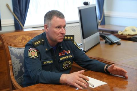 Погиб Евгений Зиничев - глава МЧС