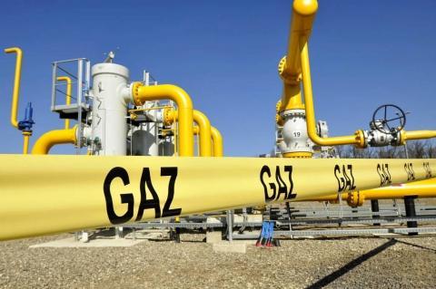Газотранспортная система Европы