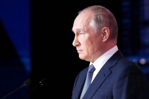 Путин сказал, кто виноват в высоких ценах на газ в Европе