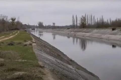 В парламенте назвали главного организатора водной блокады Крыма