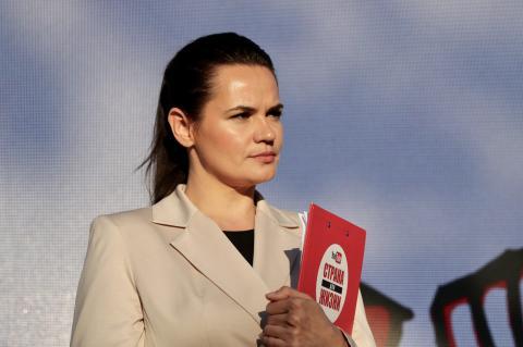 Тихановская высказала свое мнение относительно встречи Лукашенка с Мишустиным