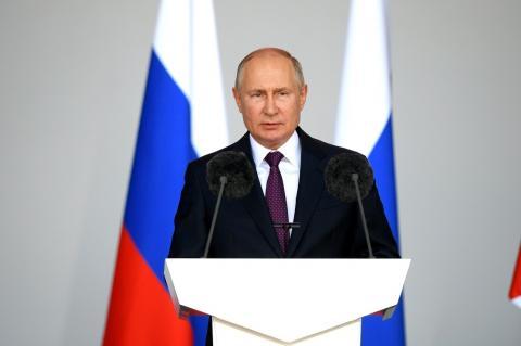 Путин отверг планы ЕС по беженцам из Афганистана